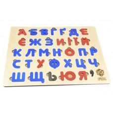 Український дерев'яний Алфавіт
